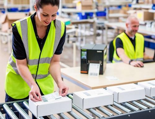 Die neuen industriellen Etikettendrucker von Brother